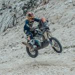 Simon Marčič med priprave za Dakar 2021 vključil tudi test na Kaninu