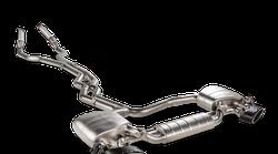 Akrapovič izboljšal dihanje tudi najmočnejšima Audijevima RS-oma