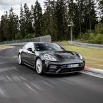 Nurburgring ima novega rekorderja med limuzinami* (foto: Porsche)