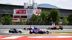 Formula 1, VN Španije - Barcelona ostaja v Hamiltonovi »lasti«