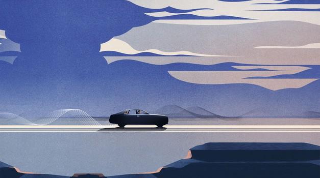 To nastane, ko je v avtomobilu preveč zvočne izolacije... (foto: Rolls-Royce)