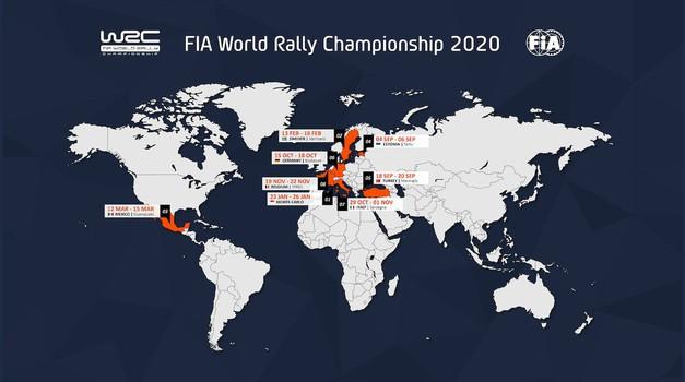 WRC dodaja Belgijo na koledar (foto: WRC)