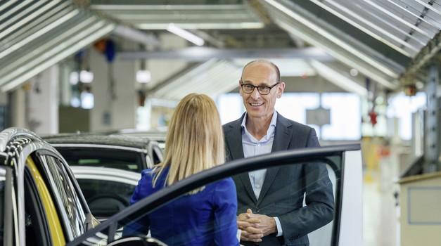 Volkswagen pričel z izdelavo povsem novega električnega avtomobila (foto: Volkswagen)