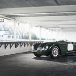 Jaguar C-type je na dirkališčih uspešno uvajal novo tehnologijo zavor. (foto: Patrick Gosling)