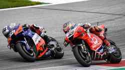 MotoGP: VN Štajerske – Spielberg, kraj (ne)srečnega imena