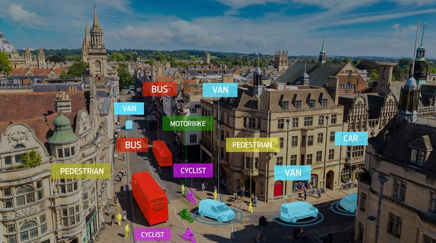 Fordovi avtomobili prihodnosti bodo postali 'jasnovidni' (foto: Ford)