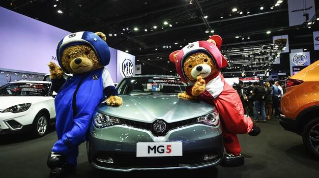 Leto 2020 vendarle ne povsem brez avtomobilskih salonov (foto: Profimedia)