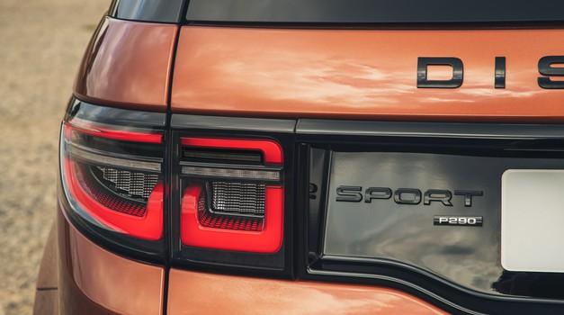 Range Roverji in Land Roverji postajajo zeleni (foto: Jaguar-Land Rover)