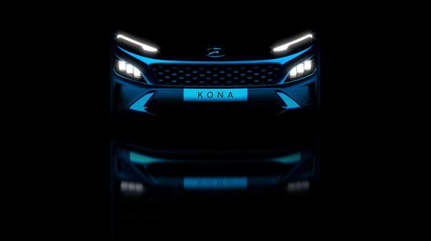 Hyundai Kona dobiva drznejši videz - z dobrim razlogom (foto: Hyundai)
