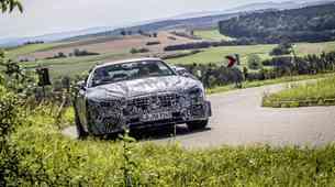 Mercedes-Benz SL se s prihodnjim letom vrača v preteklost
