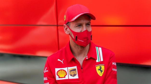 Se Sebastian Vettel seli v svet vztrajnostnih dirk? (foto: Ferrari)