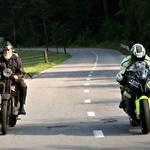 Sto let od prve motoristične dirke v Sloveniji: »Motociklistika, naprej!« (foto: Primož Jurman, osebni arhiv)