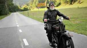 Sto let od prve motoristične dirke v Sloveniji: »Motociklistika, naprej!«