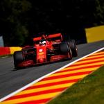 Formula 1 - Hamilton skoraj poravnal račune z Belgijo (foto: Ferrari)