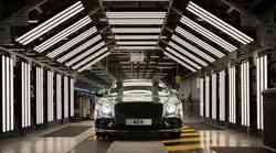 Bentley izdelal 40.000. Flying Spur - kam jih prodajo največ?