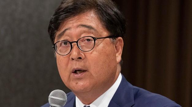 Tik po odstopu umrl (nekdanji) predsednik Mitsubishija (foto: Profimedia)