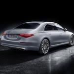 Mercedes-Benz razred S premika meje tudi v sedmo (premiera) (foto: Daimler)
