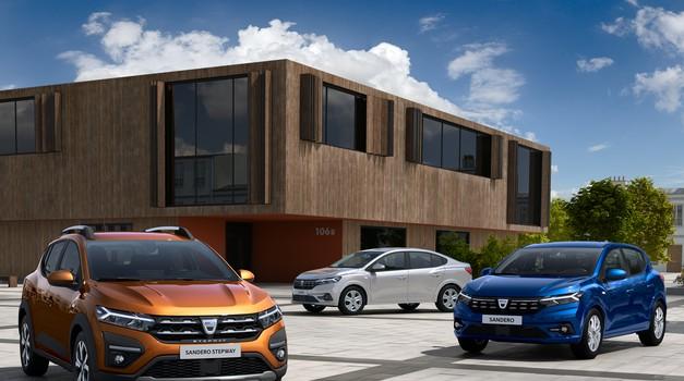 (Svetovna premiera) Dacia povsem prevetrila dno ponudbe, k nam prihaja le en model (foto: Dacia)