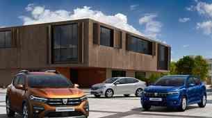 (Svetovna premiera) Dacia povsem prevetrila dno ponudbe, k nam prihaja le en model