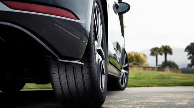 Ekstremne temperature? Brez strahu za pnematike - pod enim pogojem (foto: Goodyear)