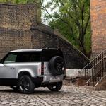 Defender izgublja štirivaljna dizla - a prihaja nekaj boljšega (foto: Jaguar-Land Rover)