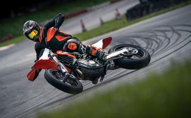 KTM 450 SMR (2021)