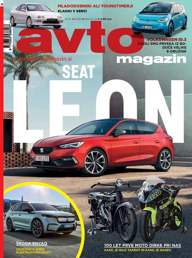 Avto magazin - 10/2020