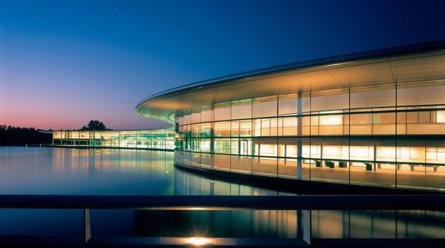 McLaren prodaja sedež podjetja (foto: Profimedia)