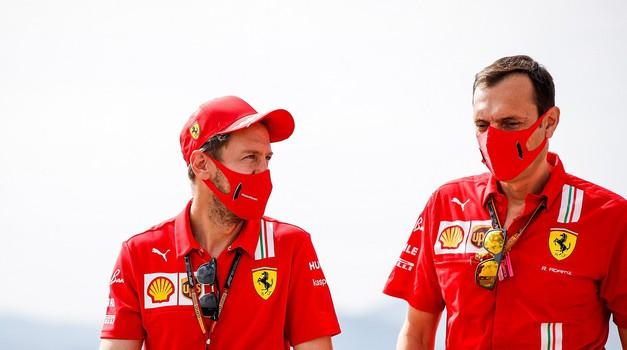 F1: Vettel presenetljivo novi član ekipe Aston Martin (foto: Profimedia)
