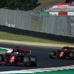 Formula 1, VN Toskane: Dirka, ki je ni hotelo biti konec (foto: Ferrari)