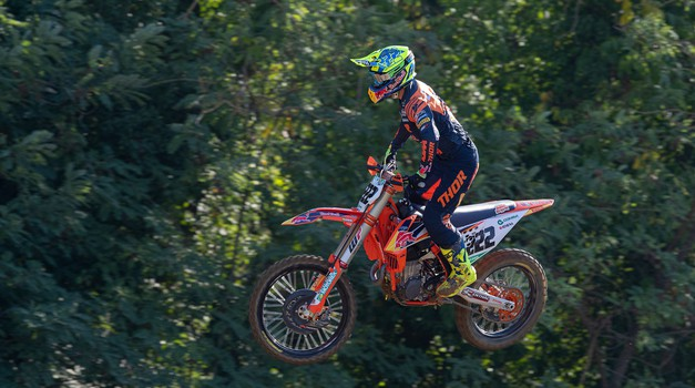 MXGP: odsotnost Herlingsa najbolje izkoristil Cairoli (foto: Ray Archer (KTM))