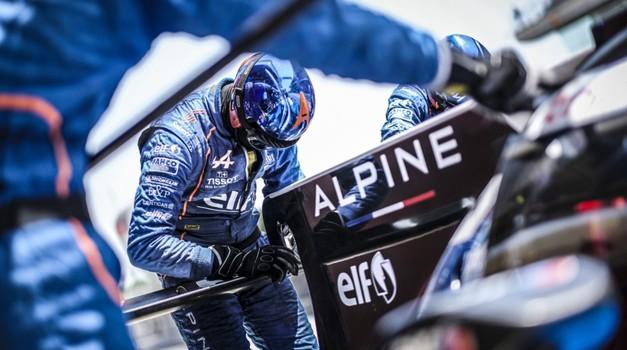 Alpine se vrača v elitni svet vztrajnostnih dirk (foto: Renault)