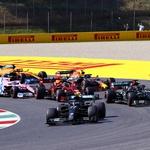 Formula 1, VN Toskane: Dirka, ki je ni hotelo biti konec (foto: Daimler AG)