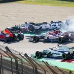 Formula 1, VN Toskane: Dirka, ki je ni hotelo biti konec (foto: Profimedia)