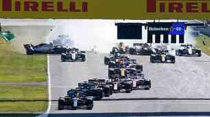 Formula 1, VN Toskane: Dirka, ki je ni hotelo biti konec