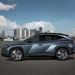 (Svetovna premiera) Tucson je globalni igralec z mislimi na Evropo (foto: Hyundai)