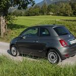 (Novo v Sloveniji) Fiat 500 Hybrid - Malček prinaša nov mejnik tudi na naša tla (foto: Jure Šujica)