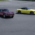 (Svetovna premiera) Nissan (skoraj) predstavil novega Z-ja (foto: Nissan)