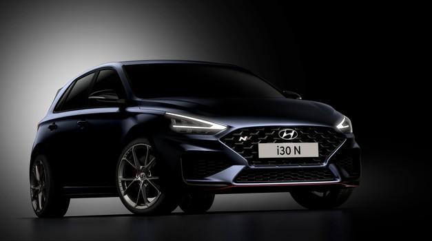 Hyundai i30 N dobiva pomladitev - novosti tudi na področju pogona (foto: Hyundai)