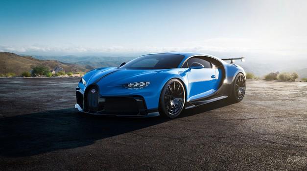 Bugatti že kmalu v hrvaških rokah? (foto: Bugatti)