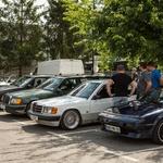 Youngtimerji v Sloveniji - Mladodobniki – vez med preteklostjo in sedanjostjo (foto: Dominika Torkar)