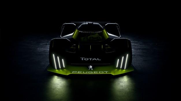 Peugeot se vrača v Le Mans! (foto: Peugeot)