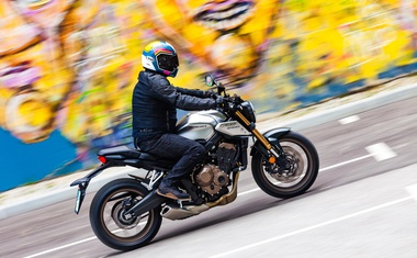 Honda CB650RA