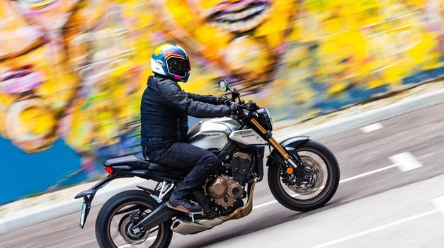 Test Honda CB650RA (2020) - Nazaj k bistvu in užitku (foto: Saša Kapetanovič)