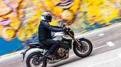Test Honda CB650RA (2020) - Nazaj k bistvu in užitku