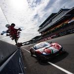 24 ur Le Mansa 2020 - Toyota še enkrat več na najvišjo stopničko (foto: Ferrari)