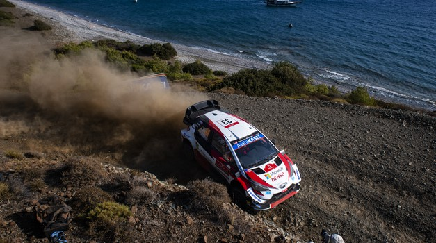 WRC - Turčija postaja evropski Safari (foto: Red Bull)
