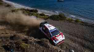 WRC - Turčija postaja evropski Safari