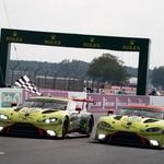 24 ur Le Mansa 2020 - Toyota še enkrat več na najvišjo stopničko (foto: Aston Martin)