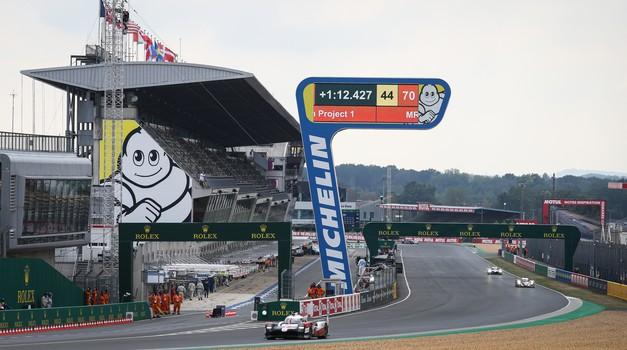 24 ur Le Mansa 2020 - Toyota še enkrat več na najvišjo stopničko (foto: Toyota)